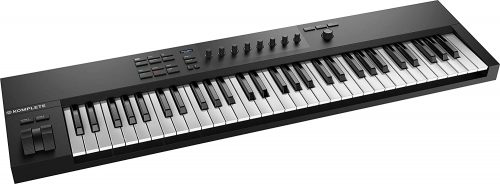 Native Instruments Komplete Kontrol A61 Controller Keyboard