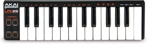 AKAI Professional LPK25 | USB-Powered MIDI Keyboard