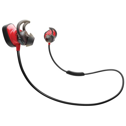Bose SoundSport Pulse Wireless Headphones, Power Red (With Heartrate Monitor) - Bose Headphones