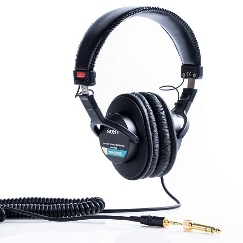 Sony MDR7506 - Headphones for Music Production