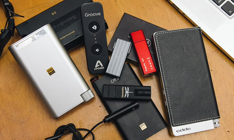Top 10 Best Portable Headphone Amplifiers In 2020