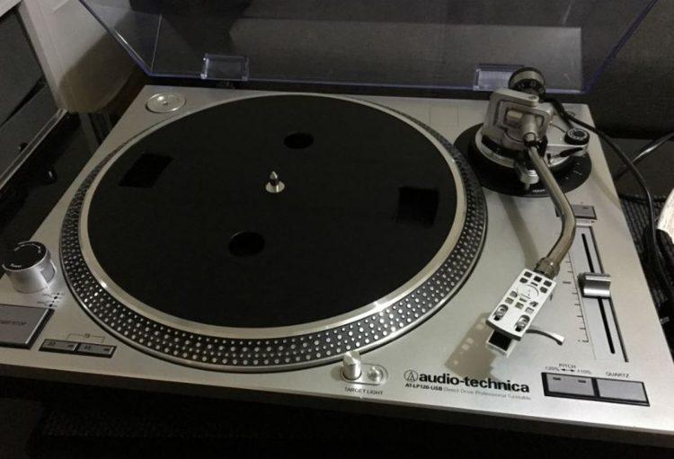 Audio Technica LP120