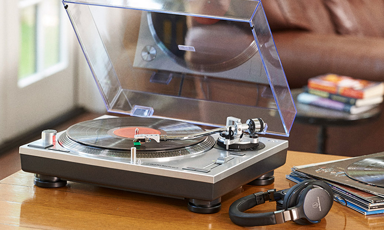 Audio Technica LP120 | Choice of Digital Conversions