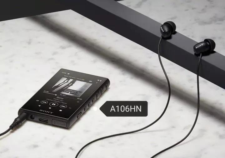 Sony A100 Walkman