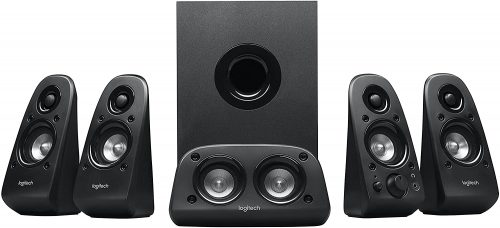 Logitech Z506 - Home Theater Audio Systems
