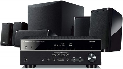 Yamaha YHT-4950U - Home Theater Audio Systems