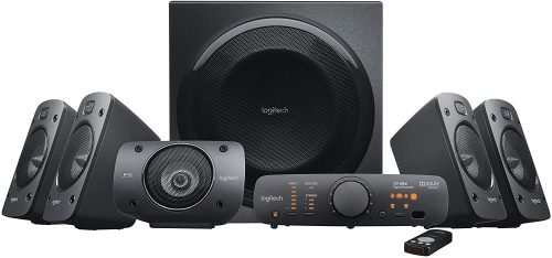 Logitech Z906 - Home Theater Audio Systems