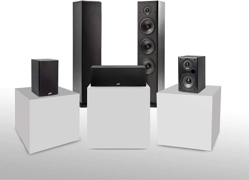 T Series by Polk Audio - Home Theater Audio Systems