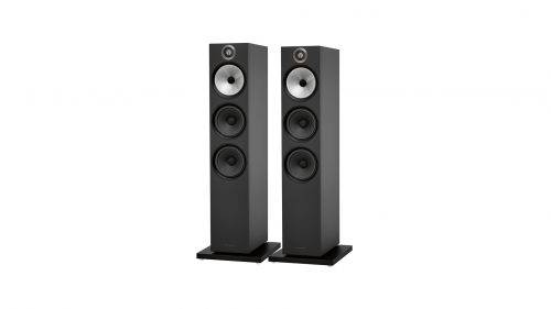 b&w 603 - Stereo Floor Standing Speakers