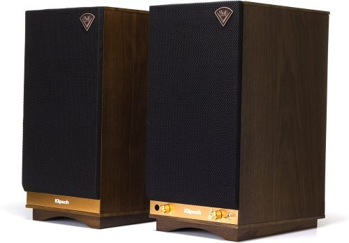The Sixes by Klipsch - stereo bookshelf speakers