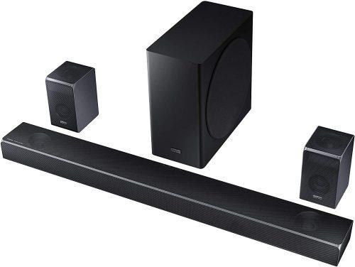 Samsung HW-Q90R - soundbars with Wi-Fi/Bluetooth