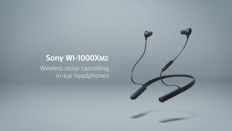 Wireless Noise-canceling In-ear Headphones
