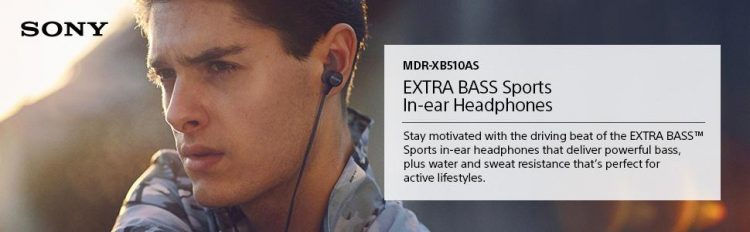 EXTRA BASS™ Sports In-Ear Headphones Review