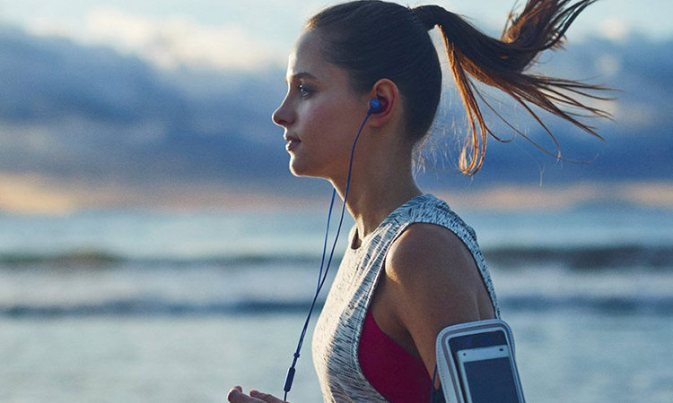Sony MDR-XB510AS EXTRA BASS™ Sports In-Ear Headphones