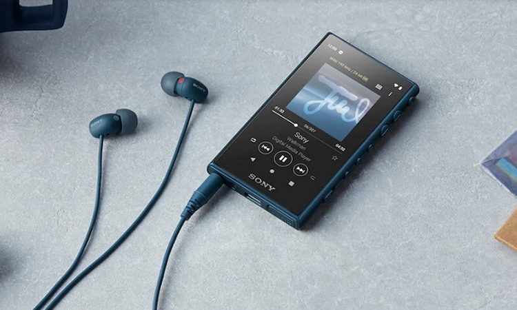 Sony A100 Walkman | The Future Retro Device