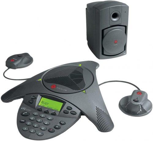 Polycom SoundStation VTX 1000 Conference Telephone v