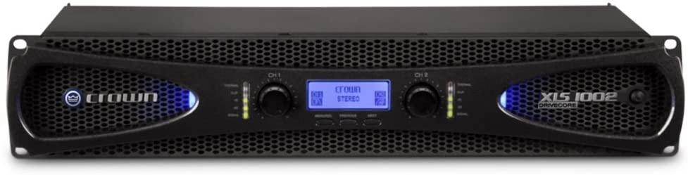 Crown XLS1002 - Guitar Power Amplifiers