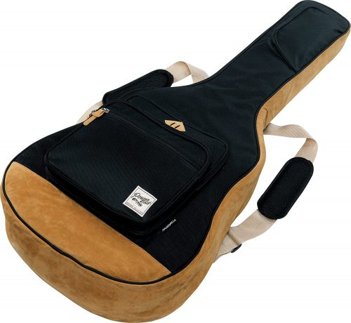 Ibanez IAB541 Powerpad Acoustic Guitar Gig Bag (IAB541BK) | Protective Guitar Bags