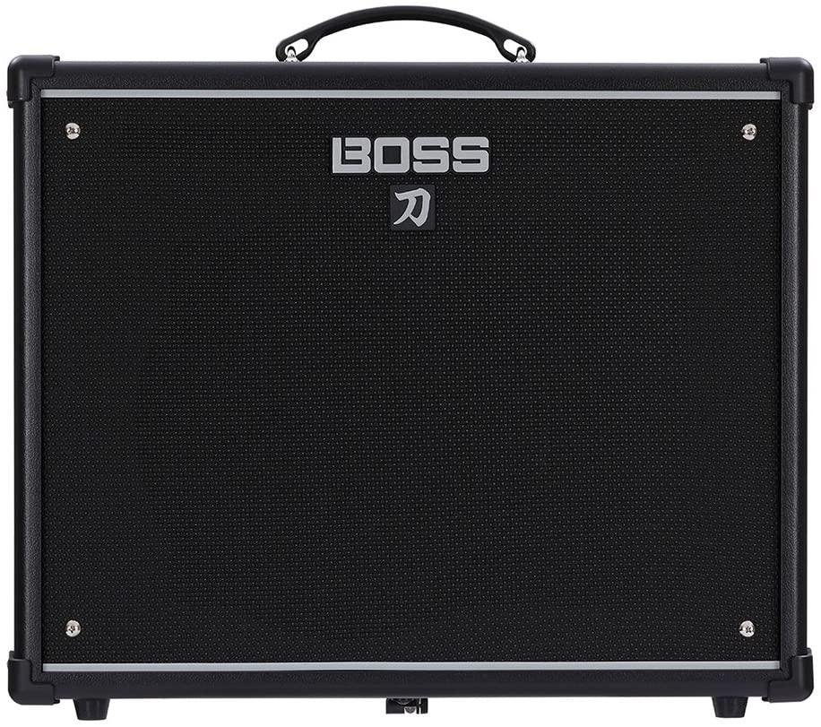 BOSS Katana 100 Watt Guitar Amplifier (Black) - Acoustic Guitar Amplifier