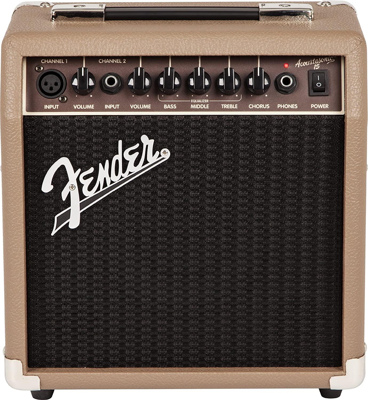 Fender Acoustasonic 15 - Acoustic Guitar Amplifier
