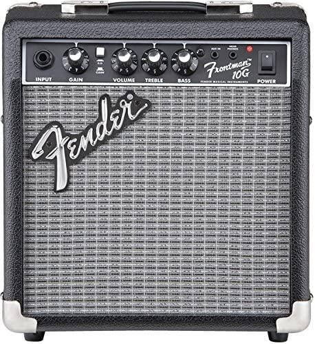 Fender Frontman 10G Electric Guitar Amplifier - Acoustic Guitar Amplifier