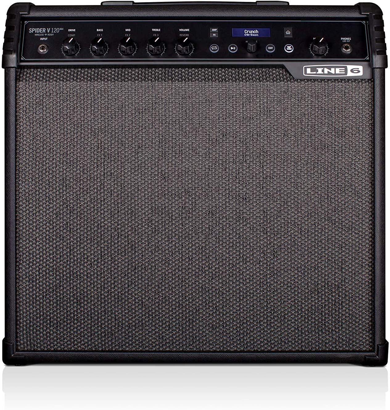 Line 6 Spider V 120 MKII - Electric Guitar Amplifiers