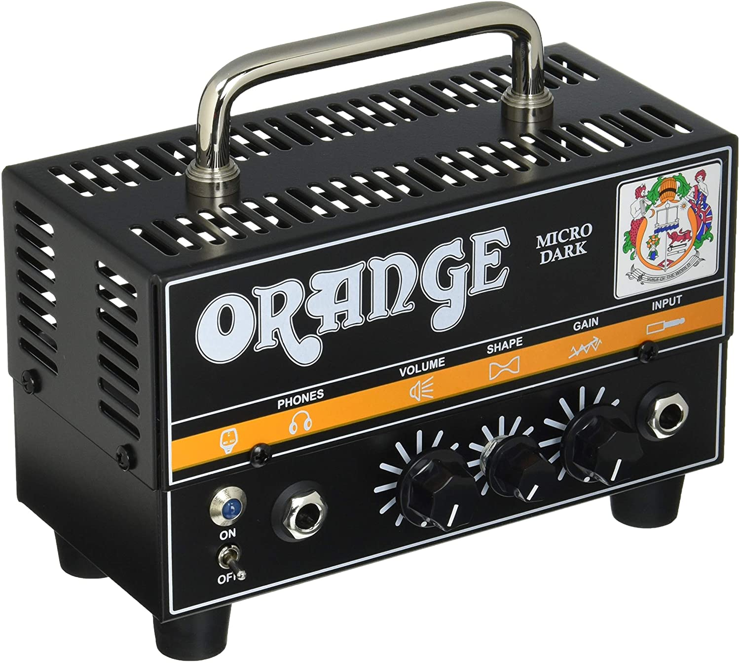 Orange Amps, - Electric Guitar Amplifiers
