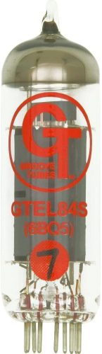 Groove Tubes GT-EL84-S Medium Duet Amplifier Tube