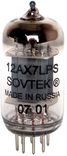 Sovtek 12AX7LPS Vacuum Tube (Original Version)