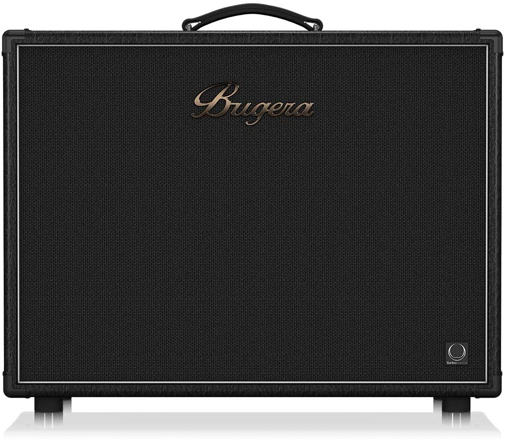 BUGERA, 1 Guitar Amplifier Cabinet, Black (212TS) - Guitar Cabinets