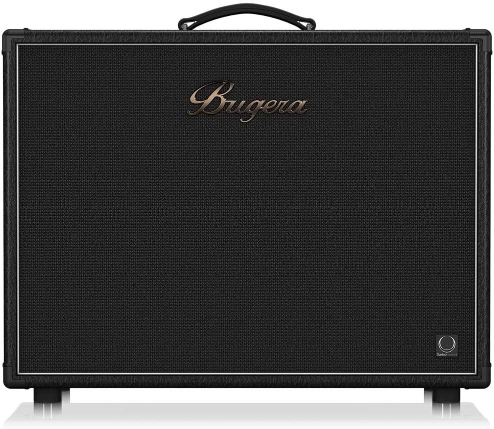 BUGERA, 1 Guitar Amplifier Cabinet, Black (212TS) - Guitar Cabinets