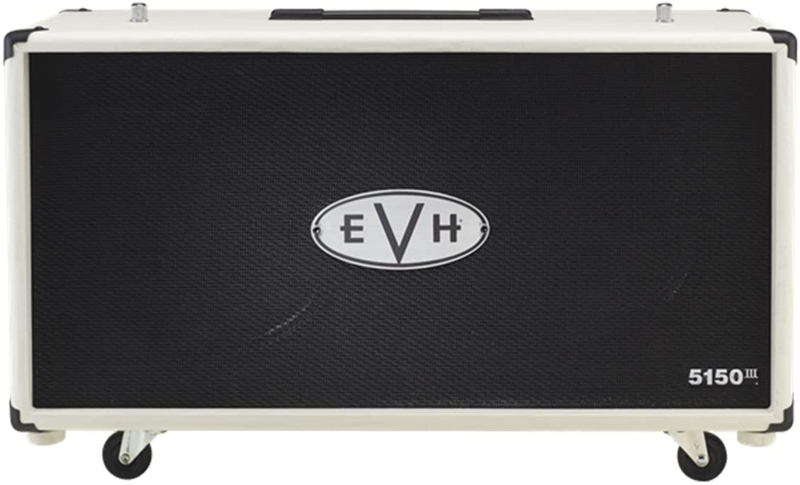 "EVH 5150III 2X12"" Cabinet - Ivory - Guitar Cabinets"