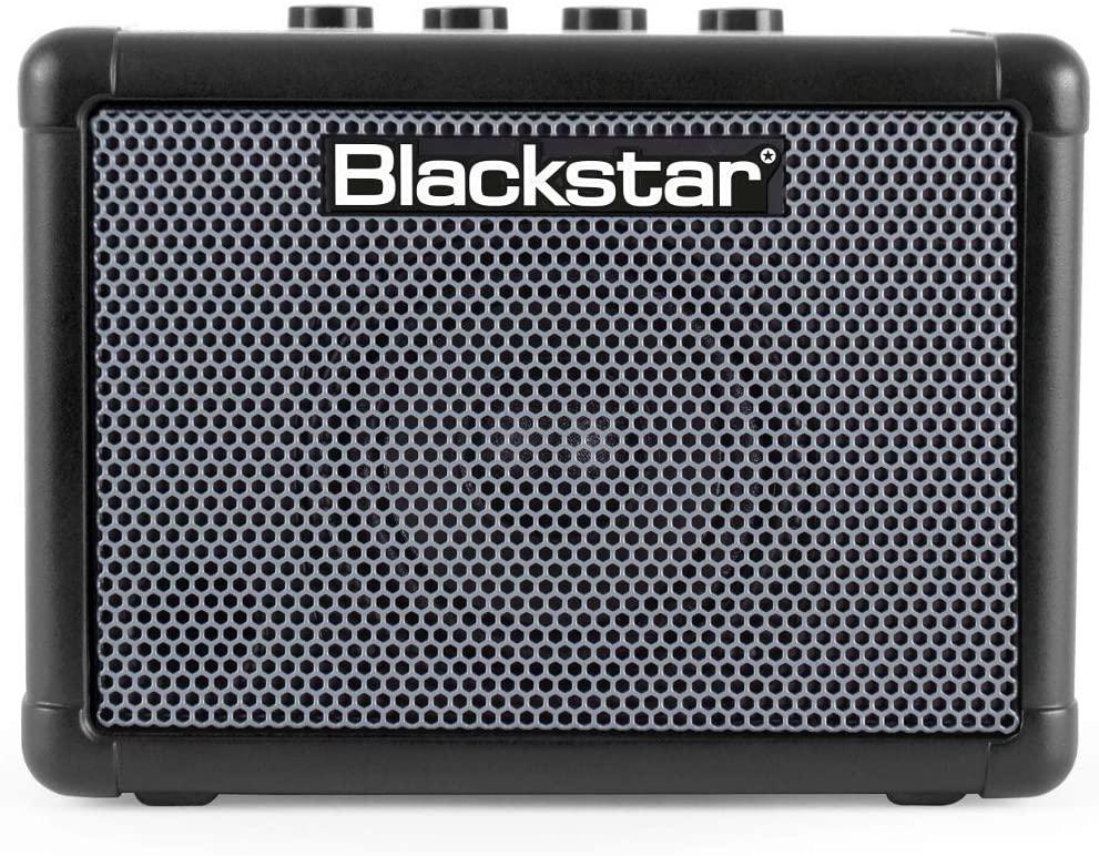 Blackstar Bass Combo Amplifier, Black (FLY3BASS)- Bass Guitar Amplifiers