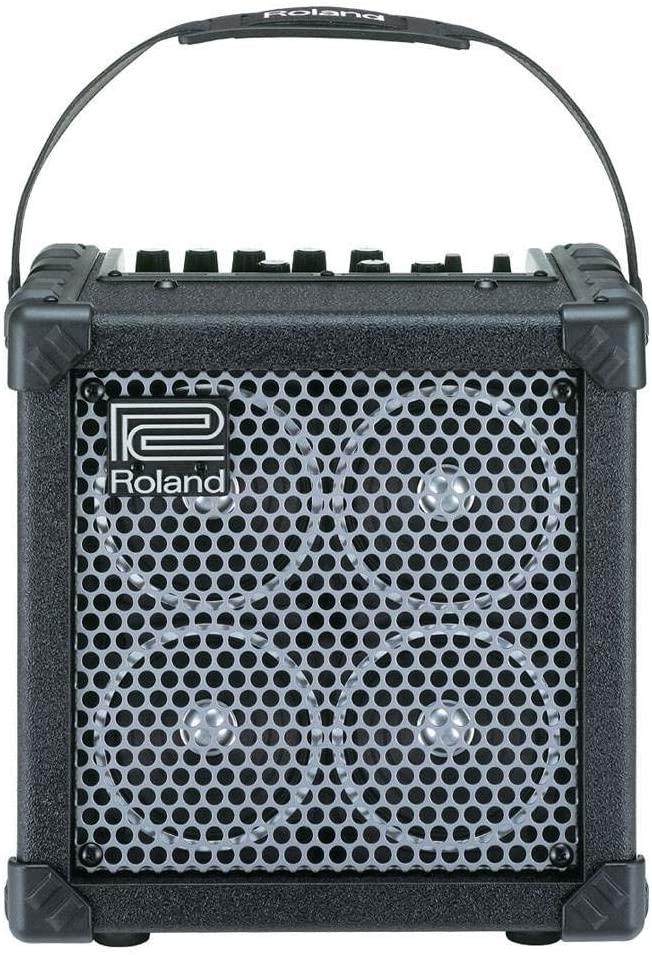 Roland Micro Cube Bass RX Battery-Powered Bass Combo Amp- Bass Guitar Amplifiers