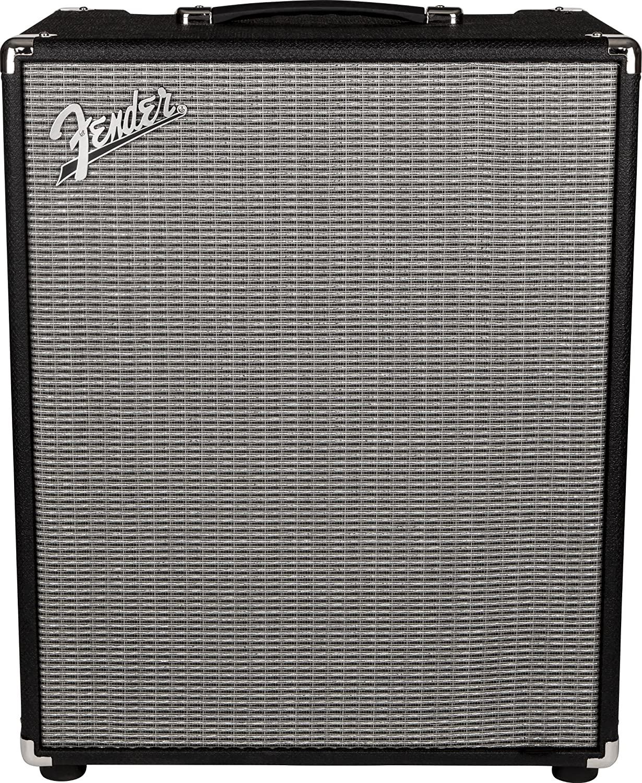 Fender Rumble 200 v3 Bass Combo Amplifier- Bass Guitar Amplifiers