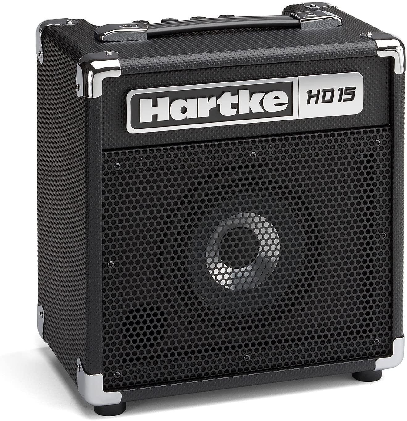 Hartke HD15 Bass Combo Amplifier- Bass Guitar Amplifiers