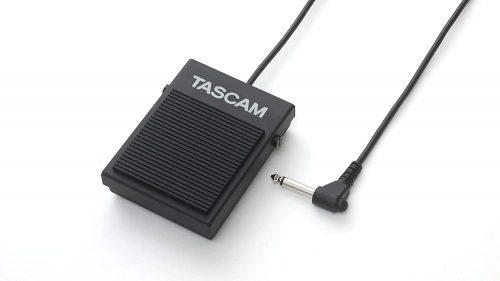 Tascam RC-1F Foot Switch - Electric Guitar Foot Switch