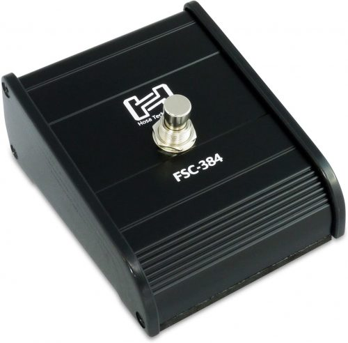 Hosa FSC-384 Footswitch, Guitar - Electric Guitar Foot Switch