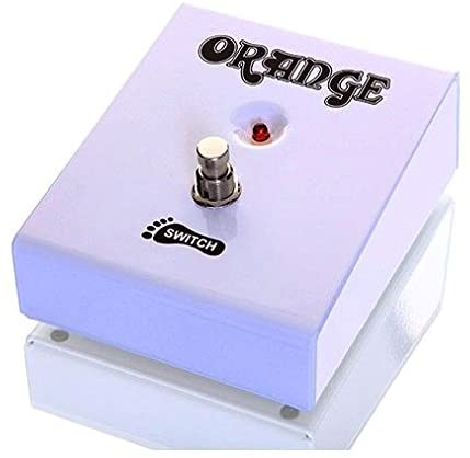 Orange Amps Amplifier - Electric Guitar Foot Switch