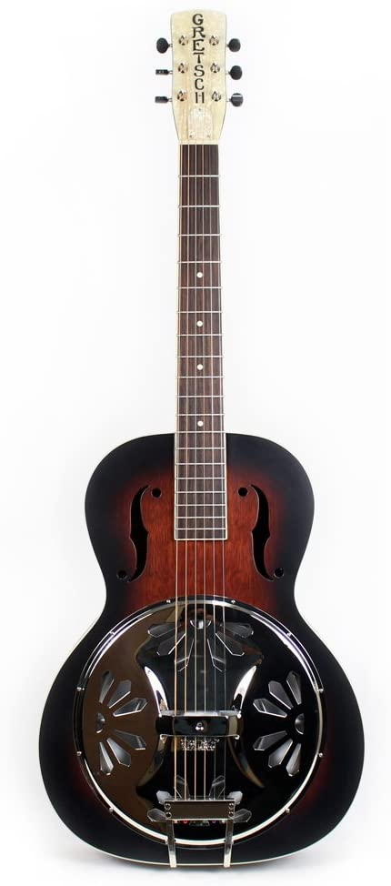 Gretsch G9220 Bobtail Round - Acoustic Guitar Resonators