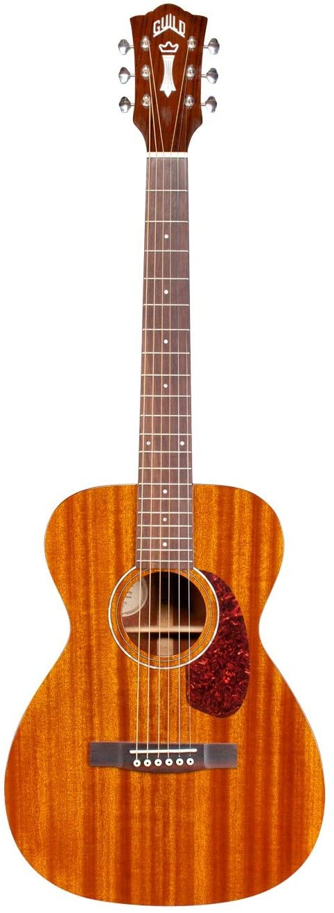 Guild M-120 Acoustic Guitar in Natural