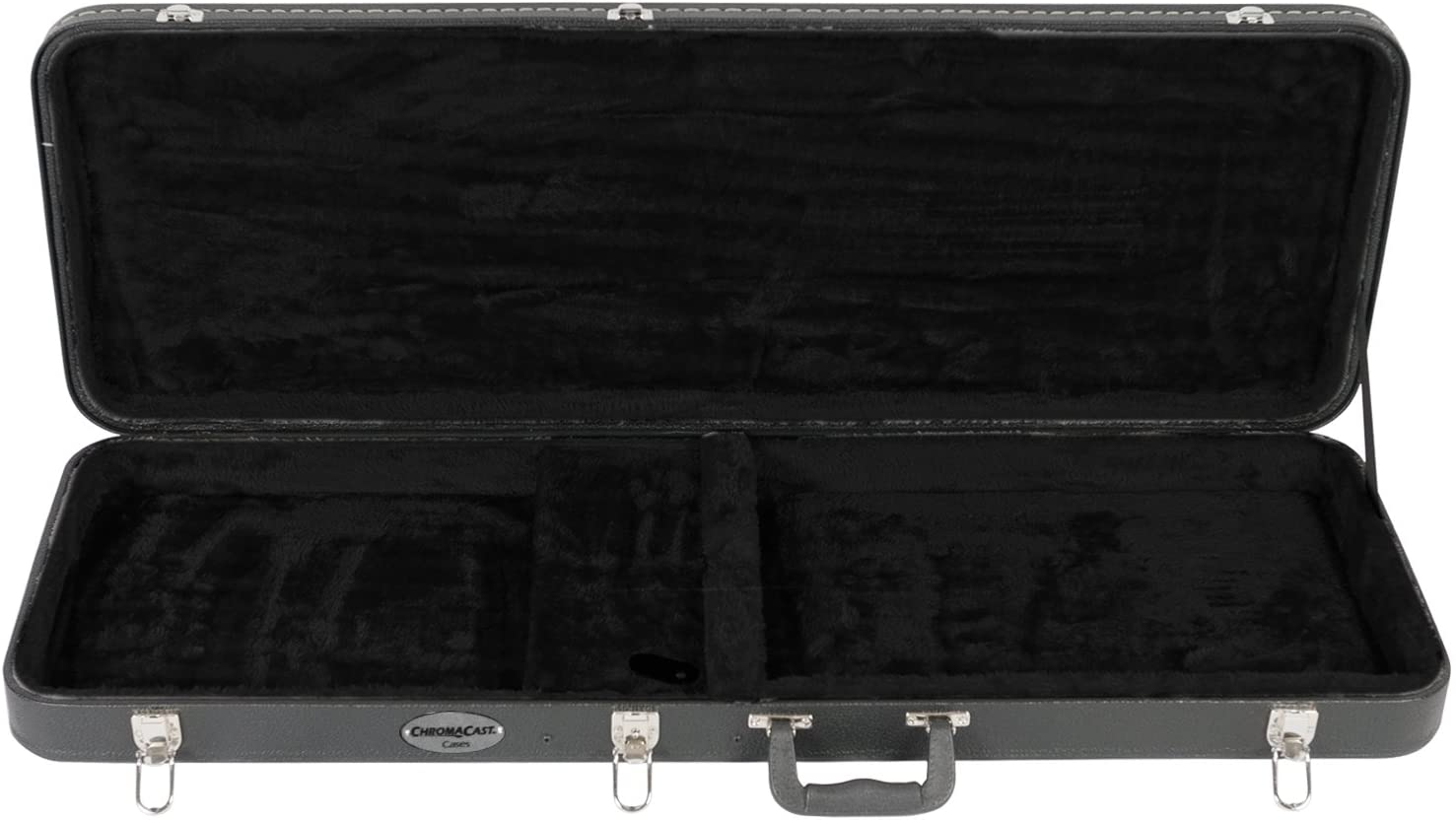 ChromaCast CC-EHC Electric Guitar Hard Case - Protective Guitar Cases