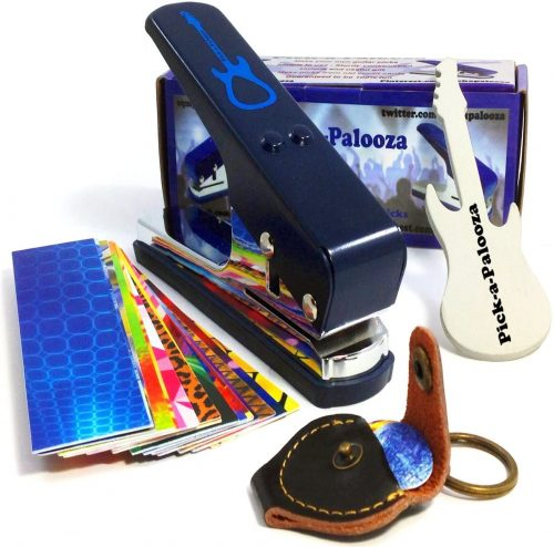 Pick-a-Palooza DIY Guitar Pick Punch Mega Gift Pack
