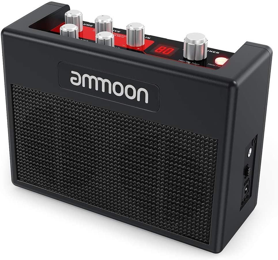 ammoon Portable Guitar Amplifier - Guitar Power Amplifiers