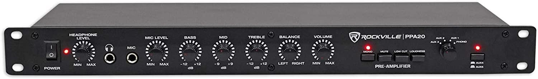 Rockville PPA20 - Guitar Power Amplifiers