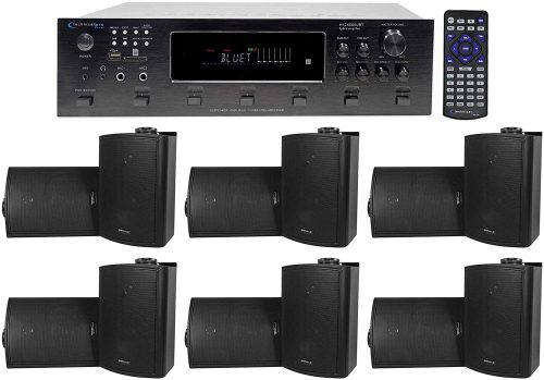 Technical Pro 6000w 6 Zone