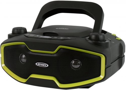 Jensen Home CD Player Black