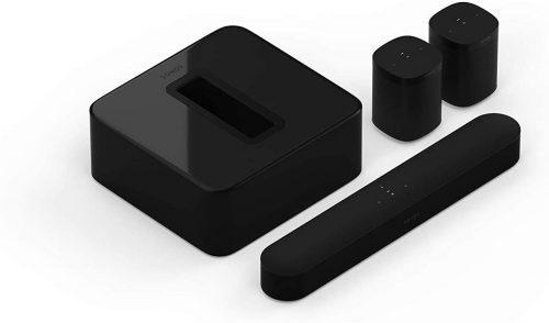 Sonos 5.1 Surround Set - Sonos Home Theatre Speakers
