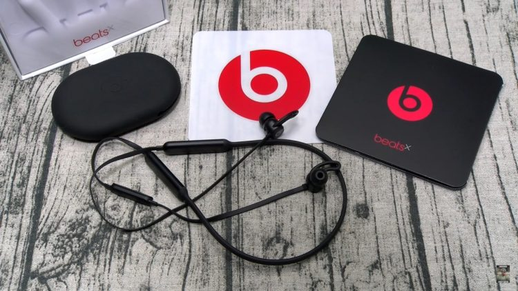 Beats - Beats X Wireless Earphones