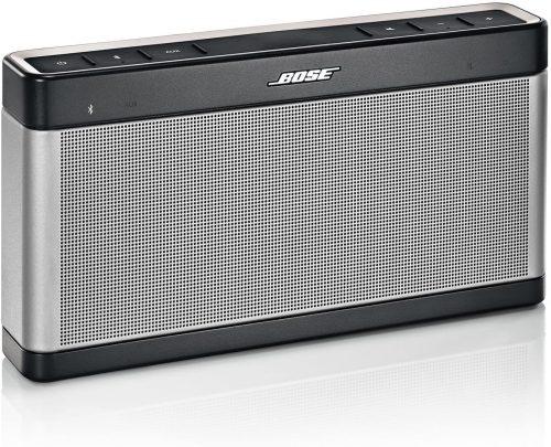 Bose SoundLink III- Bose Bluetooth Speakers
